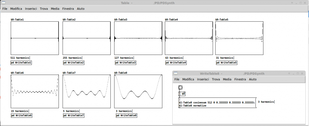 Pulse-WaveTable